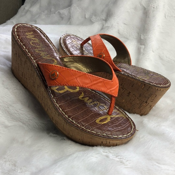 889de9b9afc10c Sam Edelman flatform thong sandals. M 5abfe958a6e3ea0b69e5c87e. Other Shoes  ...